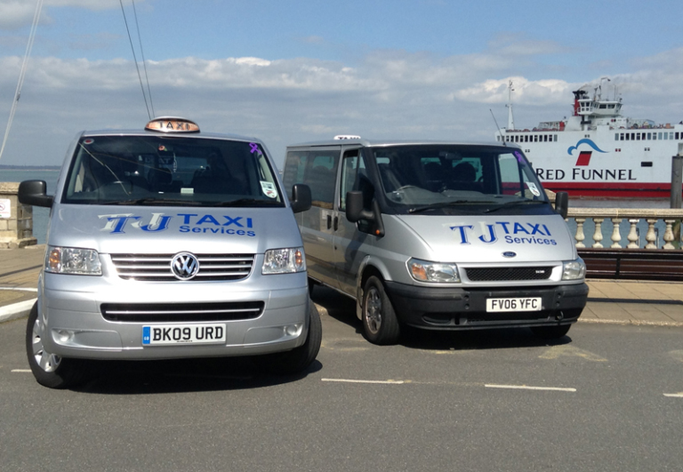 Cabs In Cowes