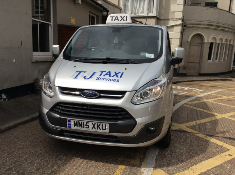Cowes Taxi Cab